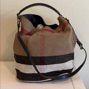 Burberry Medium Susanna check bag